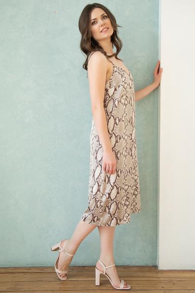 Платье-комбинация, П-615/2